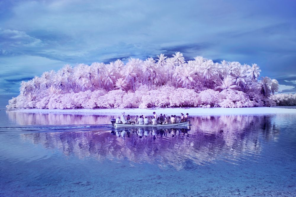 """From """"The Island of the Colorblind"""" © Sanne De Wilde. Published by Kehrer Verlag and Hannibal."""
