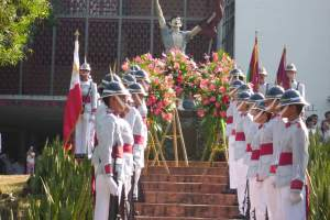 Bonifacio Day Wreath-Laying Ceremony