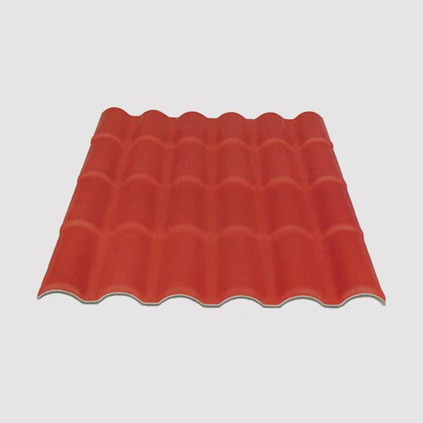 spanish roof tile pvc roma roofing sheets