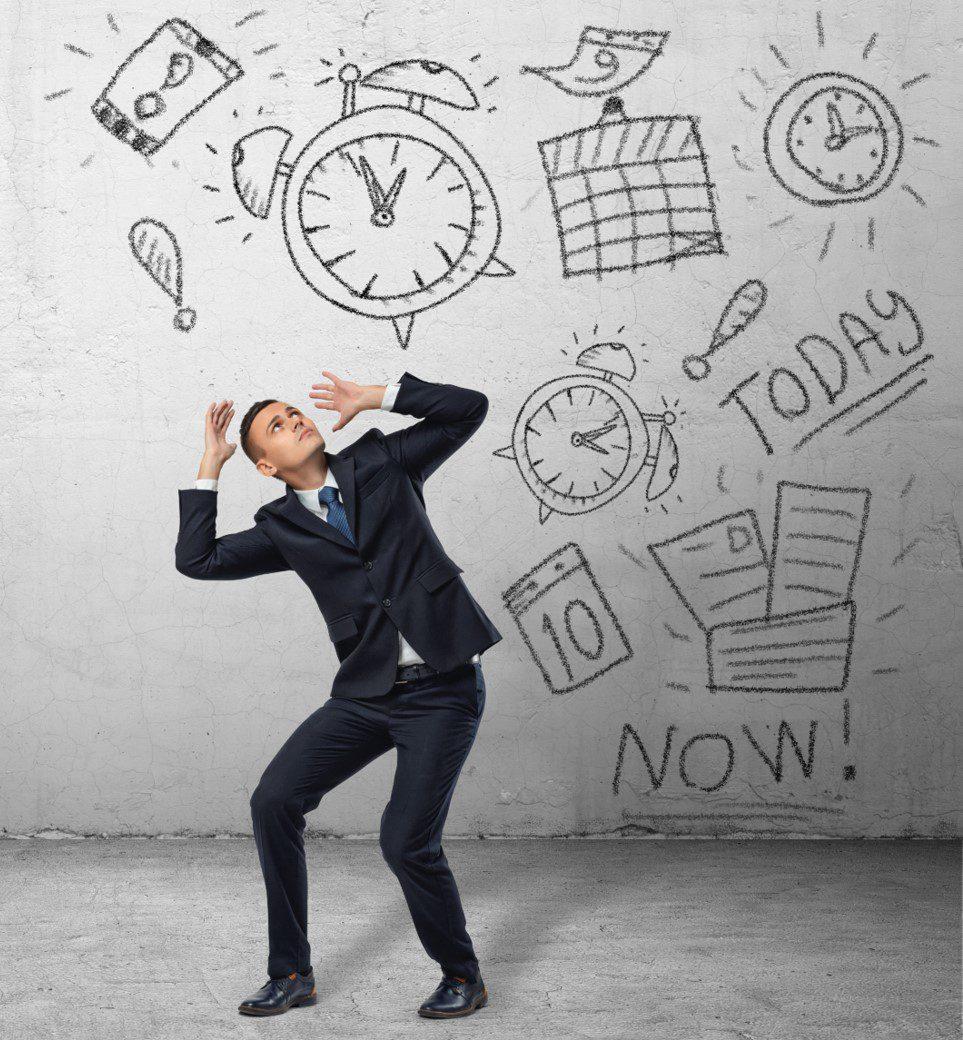 perdere tempo al lavoro