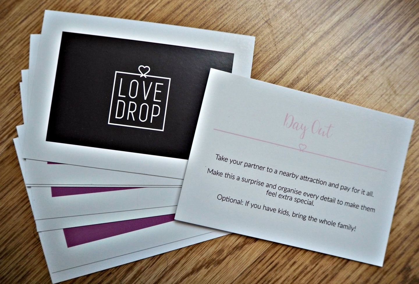 Prompt Cards