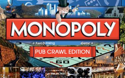 The Pub Crawl Economy