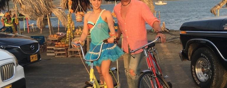 Este 27 de mayo será el lanzamiento de «La bicicleta»