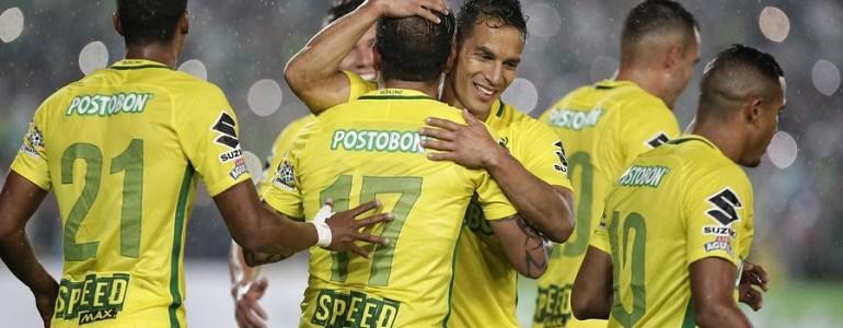 Nacional supera a Santa Fe con comodidad y es el nuevo líder de la Liga