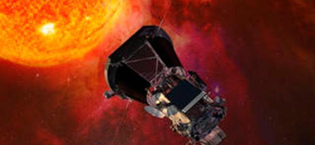 La NASA 'tocará' el sol con una sonda espacial