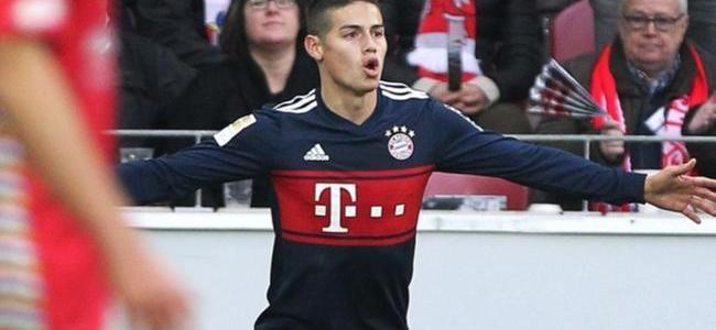 ¿Por qué James está logrando en Bayern lo que no pudo en Madrid? Heynckes responde
