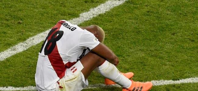 Perú, primera selección suramericana que dice adiós al sueño del Mundial