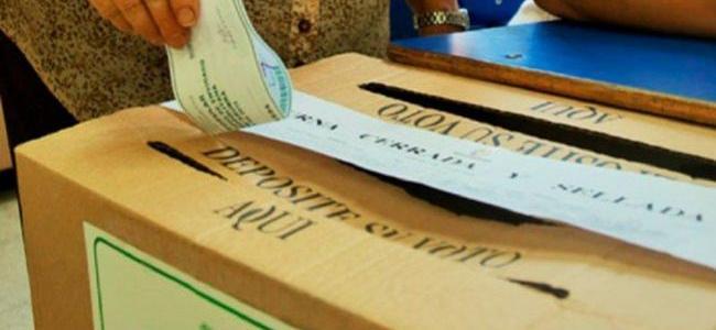 Habrá Ley Seca este fin de semana por Consulta Anticorrupción