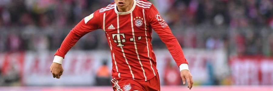 ¿Bayern comprará a James Rodríguez? Contundentes palabras del director deportivo