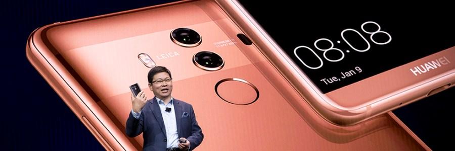 Samsung, Apple, Huawei y Xiaomi liderarán ventas de móviles en 2019