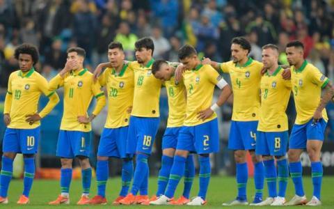 Brasil sudó la 'gota gorda' para eliminar a Paraguay por penaltis en Copa América