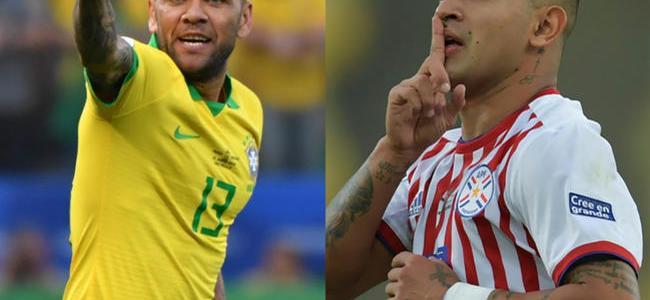 Brasil enfrentará a Paraguay por un lugar en la semifinales de la Copa América