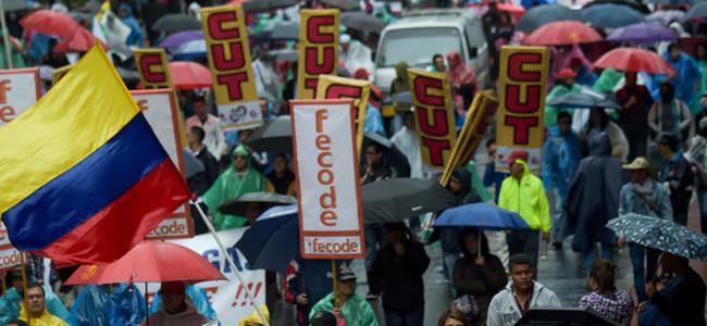 Camioneros y Sintrainagro no pararán el jueves 21 de noviembre