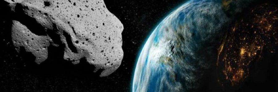 ¡Gigantesco asteroide nos amenaza! Pasará a una distancia muy corta de la Tierra en Navidad