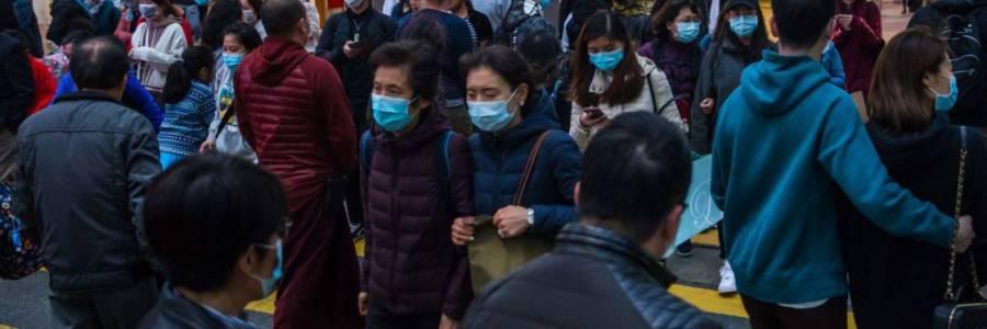 La OMS eleva amenaza mundial del virus que deja primer muerto en Pekín