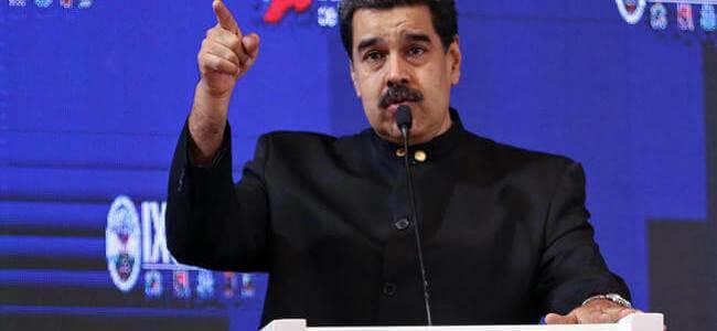 Vamos a donar a Colombia dos máquinas para pruebas del coronavirus: Maduro