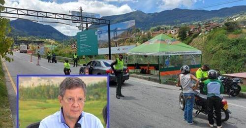 Las nuevas cuarentenas que propone la Gobernación para tres subregiones en Antioquia