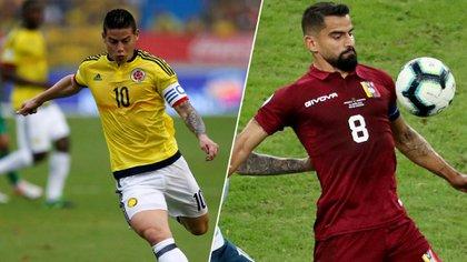 ¿Cómo le ha ido a la Selección Colombia históricamente contra Venezuela en Eliminatoria?