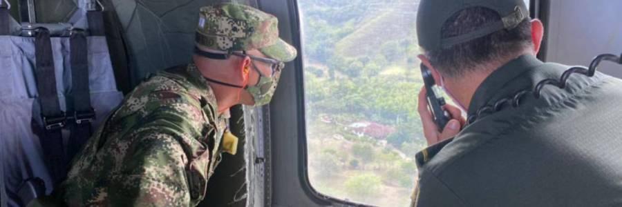 Investigan masacre en zona rural de Buga, Valle
