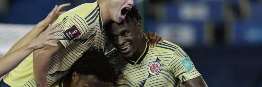 Selección Colombia jugaría amistoso con Ecuador a finales de marzo