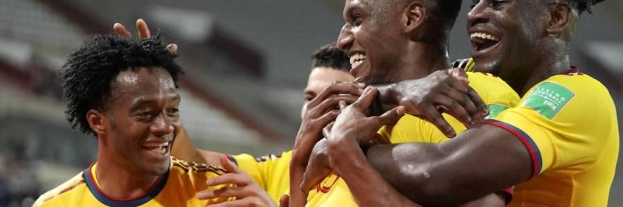 Selección Colombia es el tercer equipo más buscado de la Copa América