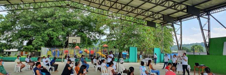 Comunidades étnicas y campesinas del municipio de Acandí, Chocó, conocieron la ruta de la restitución de tierras