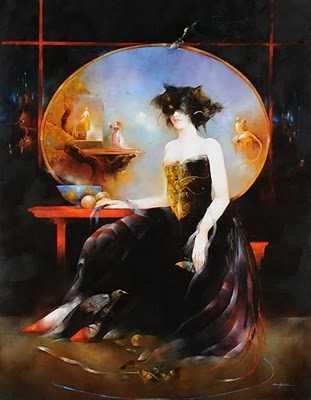 Peinture d'Anne Bachelier19
