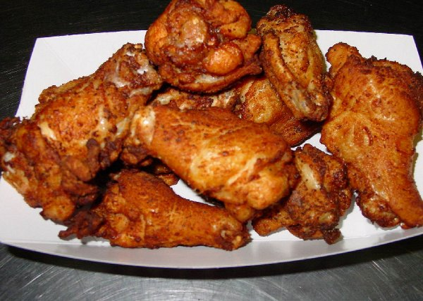 Wings To Die For. Okay, maybe just pass out for.