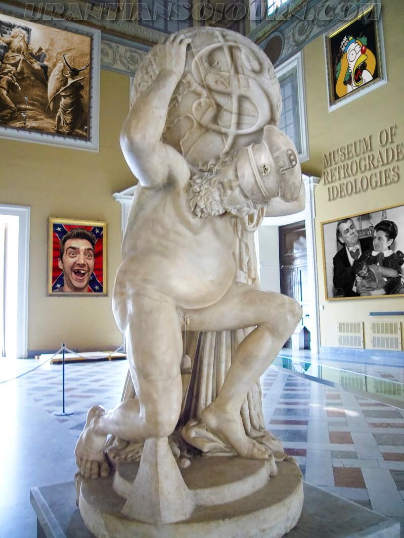 The Museum Of Retrograde Ideologies