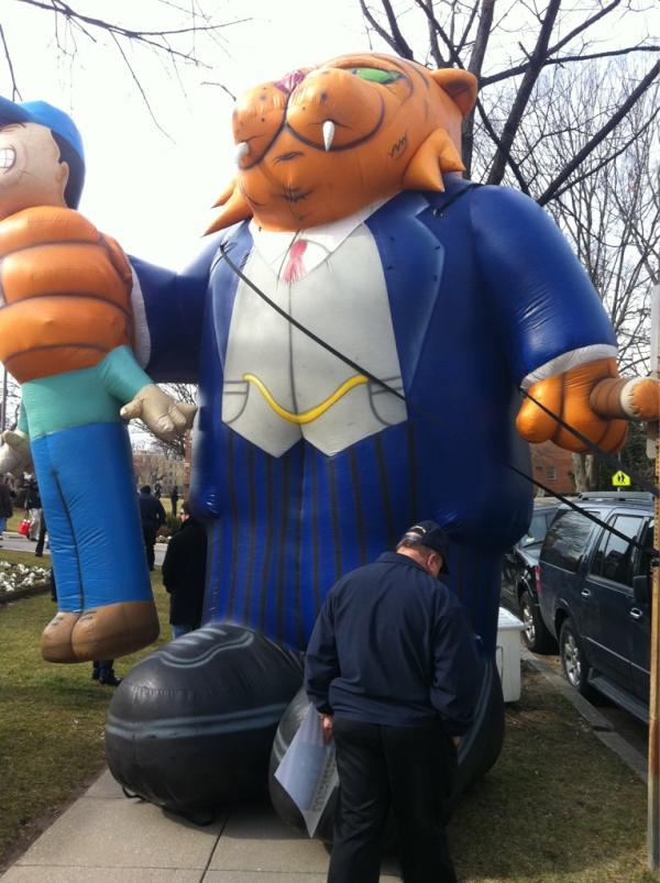 CPAC 2012 Clown Show
