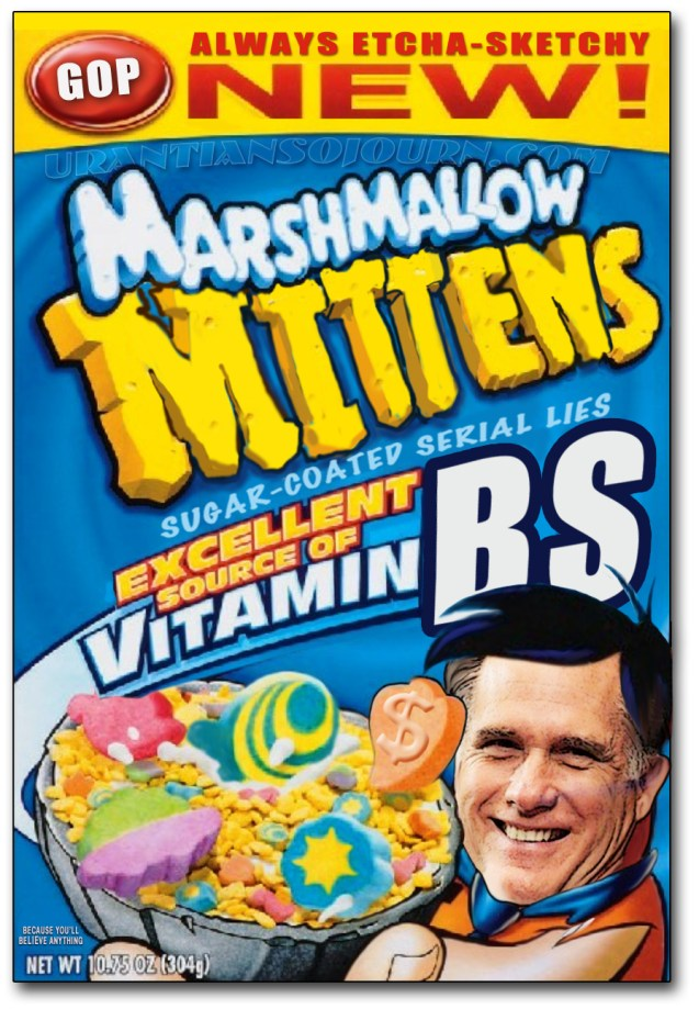 Serial Liars: Marshmallow Mittens