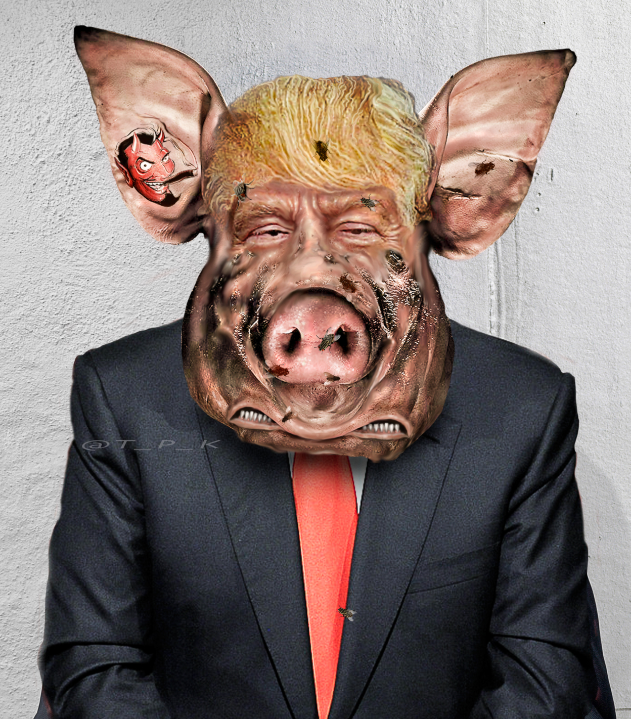 is donald drumpf lord of the flies is donald drumpf lord of the flies