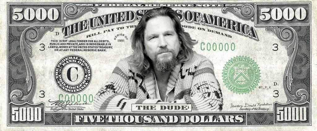 Money Talks: Dude 5000