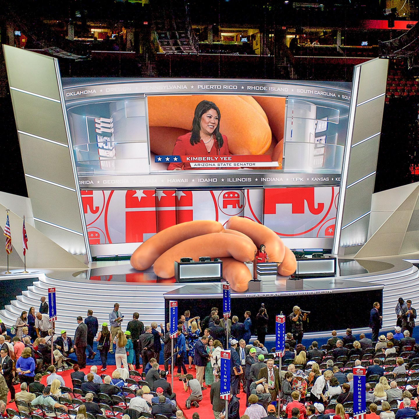 Huge Hot Dog Recall Affects GOPPER RNC Convention