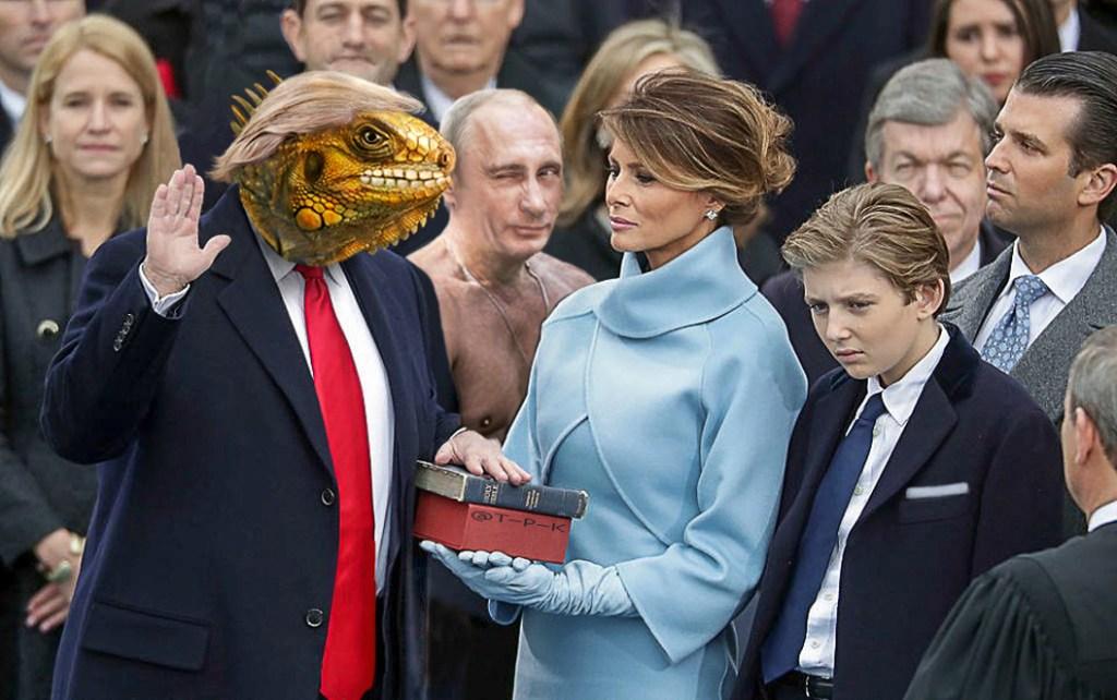 Real President Lizard
