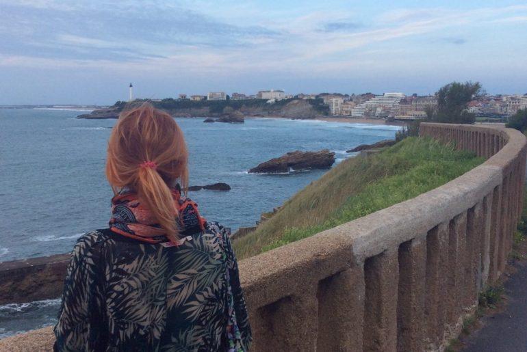 Biarritz matkailuautolla