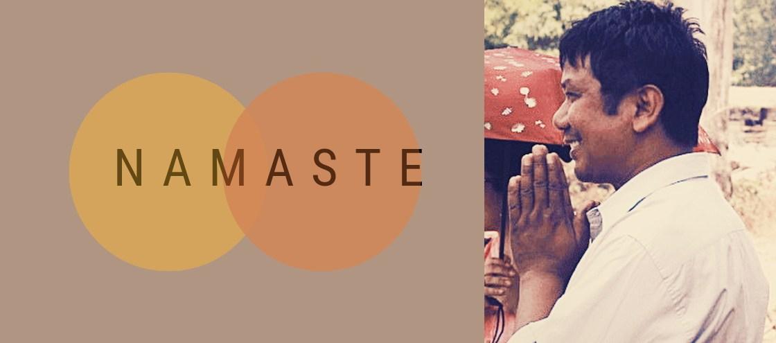 Namaste – maailman kaunein tervehdys