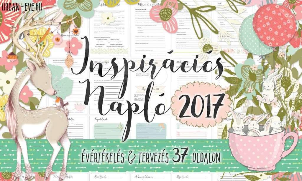 inspirációs napló 2017