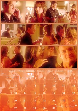 Castle & Beckett 2013 (May)