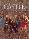 100 Episode of Castle - Caste Poster