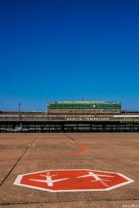 Berlin Tempelhof Airport (03) - airfield