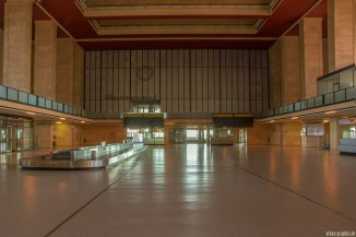 Berlin Tempelhof Airport (16) - departure hall
