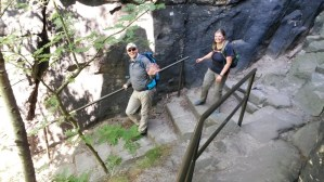 Tour über die Tafelberge