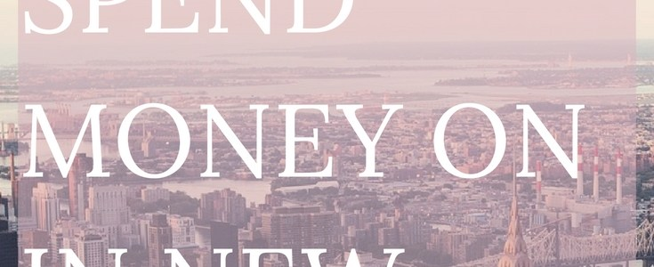 4 things you should not spend money on in NYC; making NYC more affordable. Whether you're a tourist, a native New Yorker, a college studentor like to come on weekends, this post will surely help you save money in Ne York. Click here to get my tips and make the most out of your time in the best city in the world!