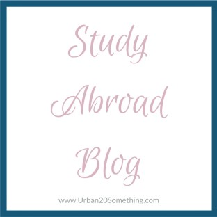 A study abroad library couldn't be complete without what is perhaps the most career boosting move from studying abroad- a study abroad blog!