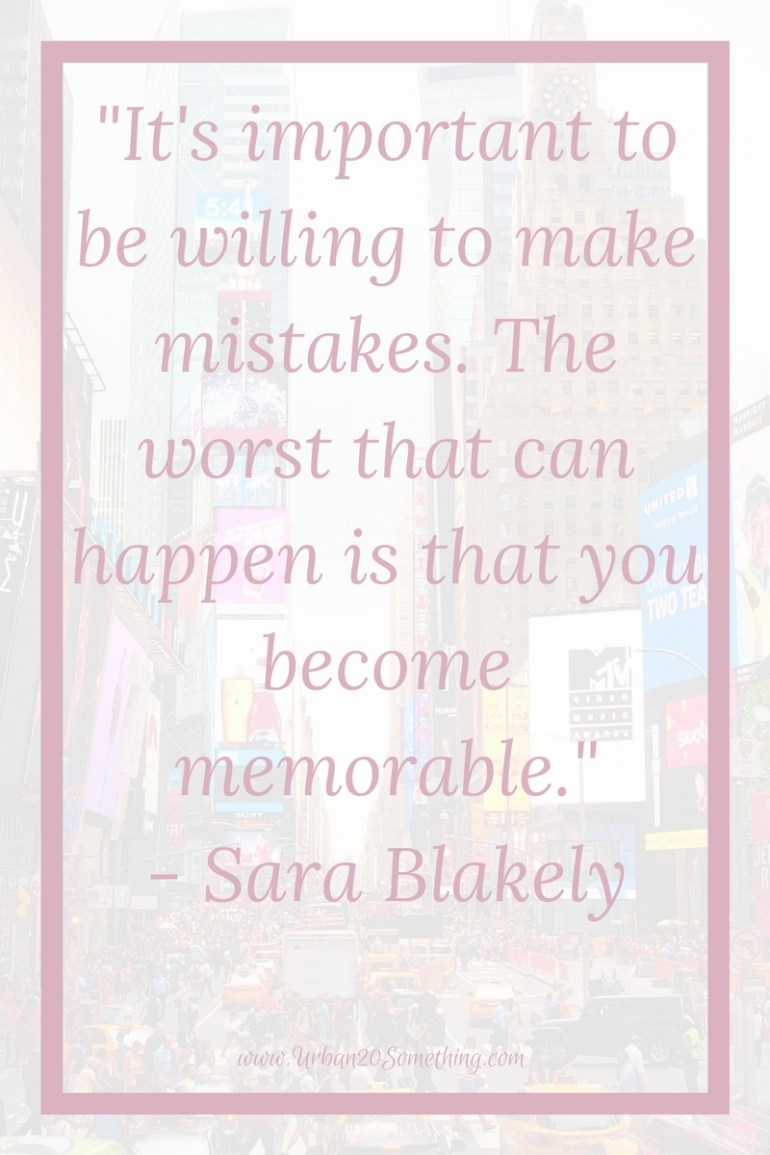 Looking for some side hustle and entrepreneurial motivation? Look no further than advice from Sara Blakely and 14 other hustle quotes, the ultimate girl boss.