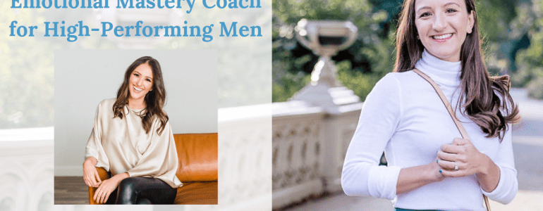 Tune in to episode 59 to hear Carla Blumenthal, Emotional Mastery Coach for High-Achieving Men, to hear about her balance of business and happiness.