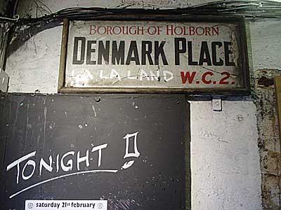 Denmark Place