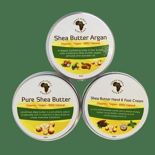 Shea Butter uit Ghana | Natuurlijke verzorging