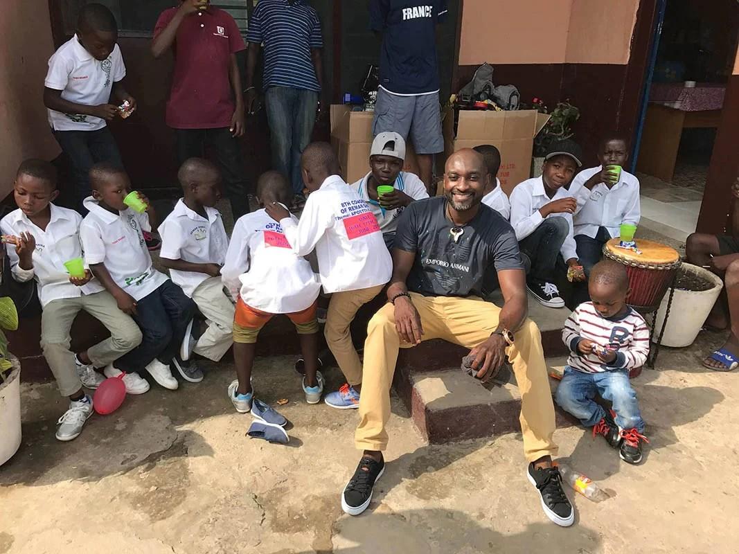 urban africa foundation- Remar -tema-children -home